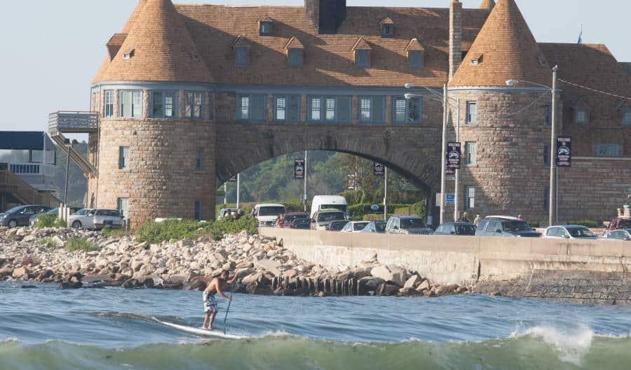 Narragansett's Coast Guard Towers