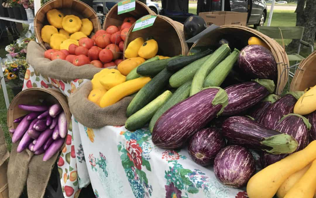 Explore Nearby Farmer's Markets