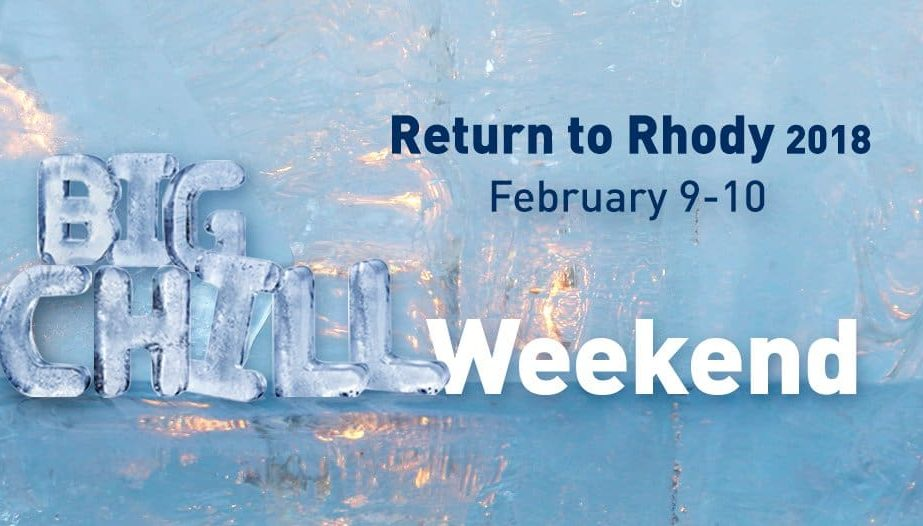 Welcome back to Rhody, URI alumni!