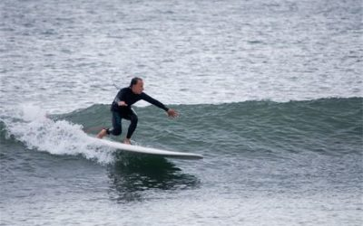 20 Questions with Local Surfing Legend, Peter Pan